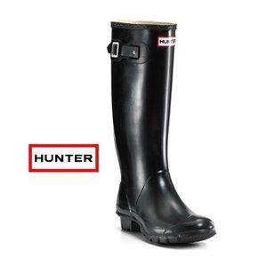 Hunter Huntress Tall Boots - 4M/5F
